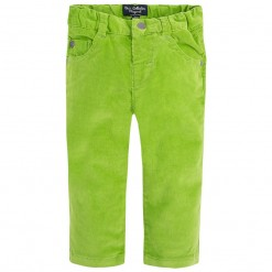 Pre-Order Mayoral AW15 Baby Boys Wasabi Green Cord Trousers