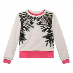 Pre-Order Catimini AW15 KF Urban Global Mix Ecru Sweatshirt & T-Shirt