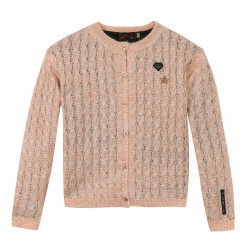 Pre-Order Catimini AW15 KF Spirit City Blush Pink Cardigan