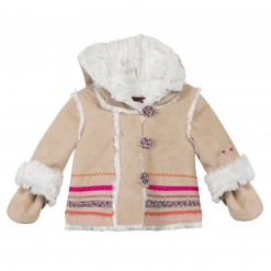 Pre-Order Catimini AW15 BG Spirit Couleur Sable Coat