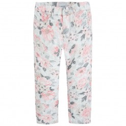 Pre-Order Mayoral AW15 Mini Girls Rose Pink Twill Trousers