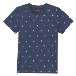 Pre-Order Catimini SS16 KG Spirit Dark Blue Sports T-Shirt