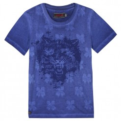 Pre-Order Catimini SS16 KG Urban Blue T-Shirt