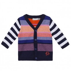 Pre-Order Catimini SS16 BB Spirit Couleur Striped Cardigan