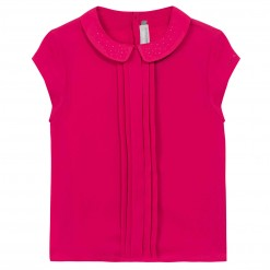 Pre-Order Catimini SS16 KF Spirit Couture Fuchsia Pink Top