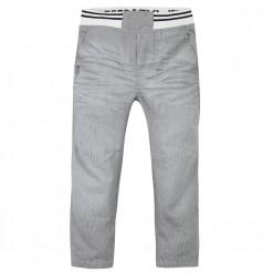 Pre-Order Catimini SS16 MB Urban Global Mix Grey Micro-Striped Trousers