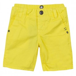 Pre-Order Catimini SS16 MB Spirit Yellow Bermuda Shorts