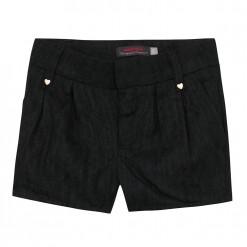 Pre-Order Catimini SS16 MG Urban Global Mix Black Shorts