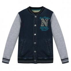 Pre-Order Catimini SS16 KG Urban Navy & Grey College Jacket