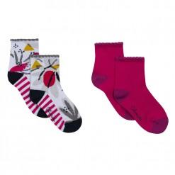 Pre-Order Catimini SS16 MG Spirit City Socks Pack