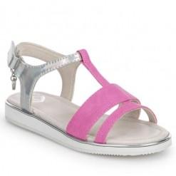 Mayoral SS16 Mini Girls Fuchsia Sandals