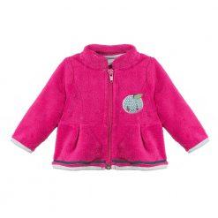 Pre-Order Catimini AW16 BG Pop Fuchsia Pink Fleece Cardigan