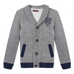 Pre-Order Catimini AW16 KB Ethno City Mid-Grey Cardigan