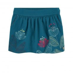 Pre-Order Catimini AW16 MG Pop Teal Skirt