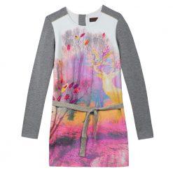 Pre-Order Catimini AW16 KF Nomade Ecru Knitted Dress