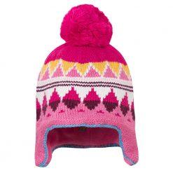 Pre-Order Catimini AW16 BG Nomade Fuchsia Pink Patterned Hat