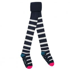 Pre-Order Catimini AW16 KF Pop Marine Blue Striped Tights