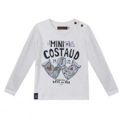 Pre-Order Catimini AW16 MB Ethno City Vanilla T-Shirt