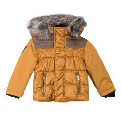 Pre-Order Catimini AW16 MB Ethno City Hazelnut Down Jacket