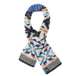 Pre-Order Catimini AW16 MB Ethno City Vailla Patterned Scarf